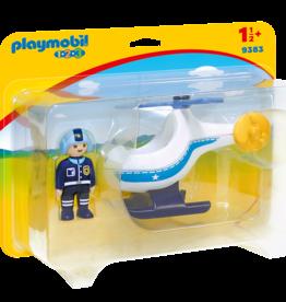 Playmobil 9383 Hélicoptère de police