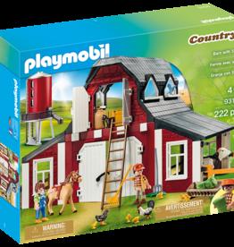 Playmobil 9315 Grange avec Silo