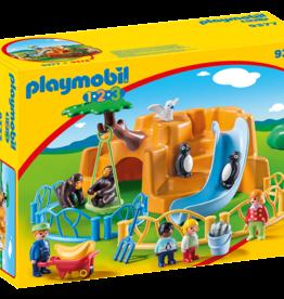 Playmobil 9377 Parc animalier