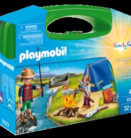 Playmobil 9323 Valisette Campeurs