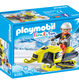 Playmobil 9285 Motoneige