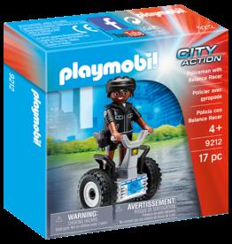 Playmobil 9212 Policier avec gyropode