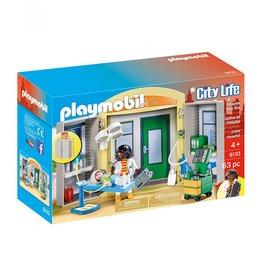 Playmobil 9110 Coffret de l'Hôpital