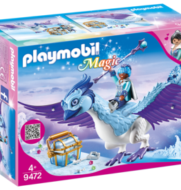 Playmobil 9472 Gardienne et Phoenix
