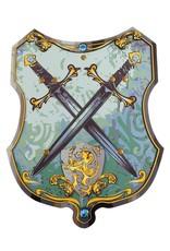 Great Pretenders Bouclier chevalier bleu