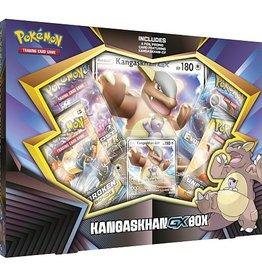 The Pokemon Company Pokémon- coffret Gx-Kangaskhan