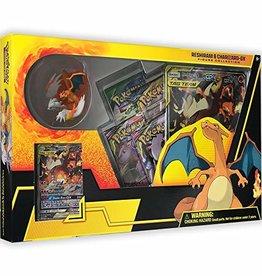 The Pokemon Company Pokemon- coffret Tag team reshiram/charizard