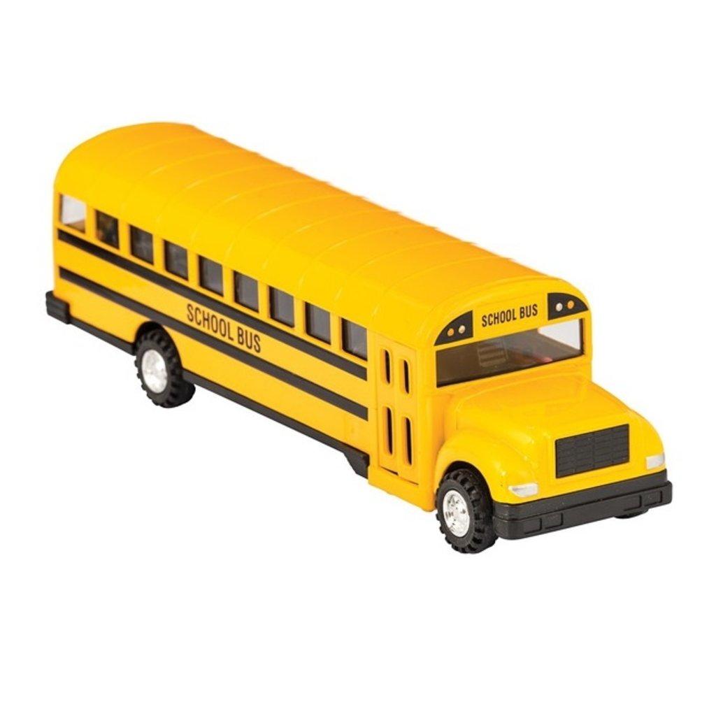 Schylling Autobus scolaire en métal