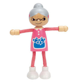 Hape Figurine Grand-mère