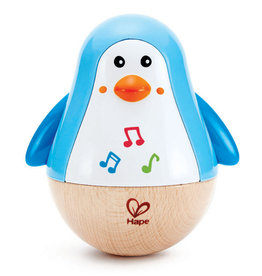 Hape Pingouin musical à bascule