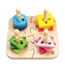 Hape Puzzle créatif à tiges