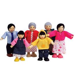 Hape Famille asiatique