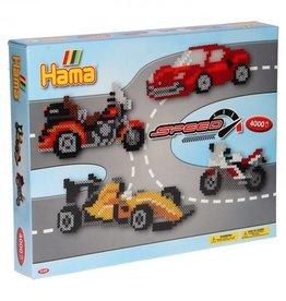 Hama Bagnoles 4000 pcs