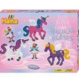 Hama Chevaux magiques 4000 pcs