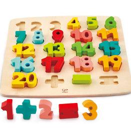 Hape Puzzle Maths