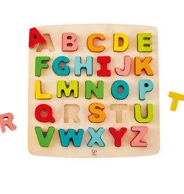 Hape Puzzle alphabet majuscule