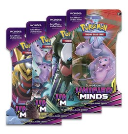 The Pokemon Company Pokemon - Unified minds - booster - anglais