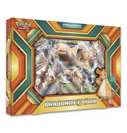 The Pokemon Company Coffret Dragonite EX