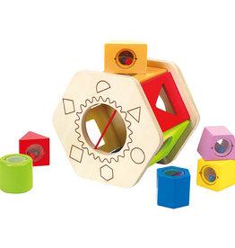 Hape Boîte à formes