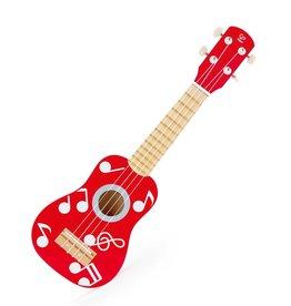 Hape Ukulele rouge rock star