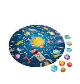 Hape Casse-tête système solaire  102 pcs