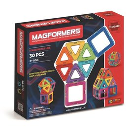 Magformers Magformers -  basic plus 30 pcs