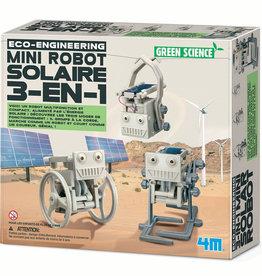 4M Mini robot solaire