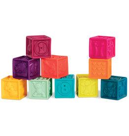 Battat Toys B.baby- Blocs souples