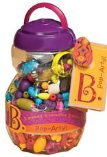 Battat Toys Seau de perles 500 pcs