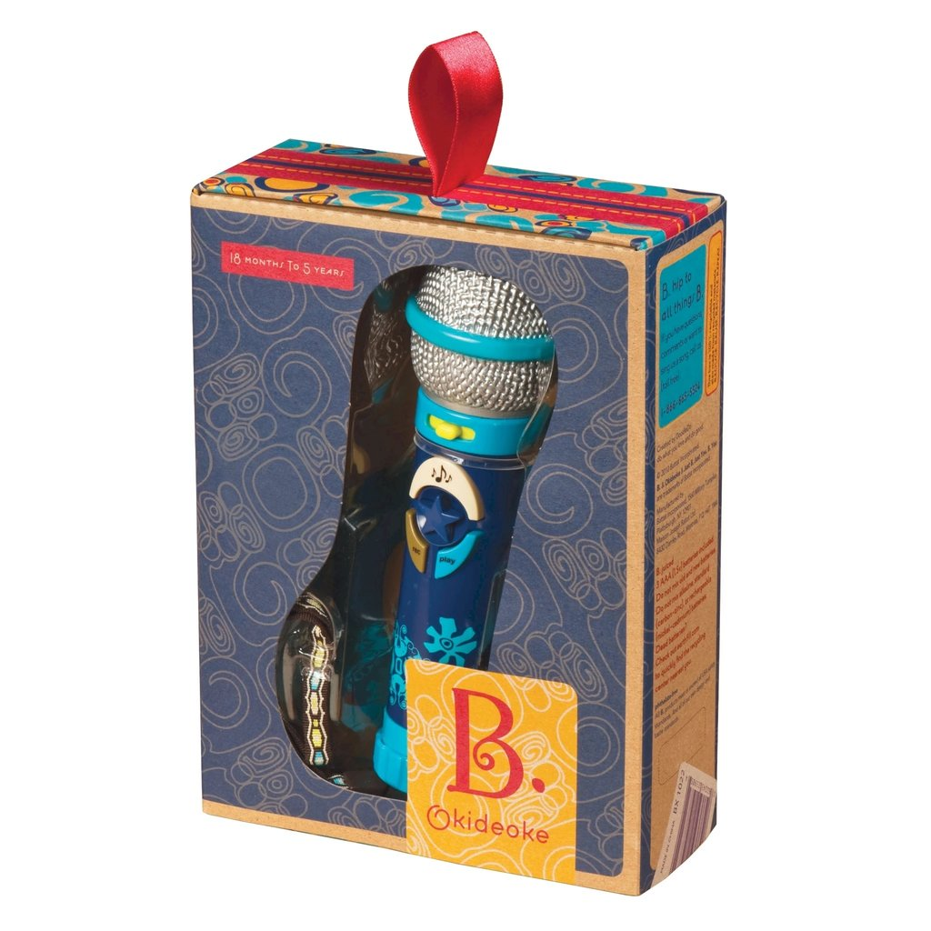 Battat Toys B. Musical- Micro Okideoke