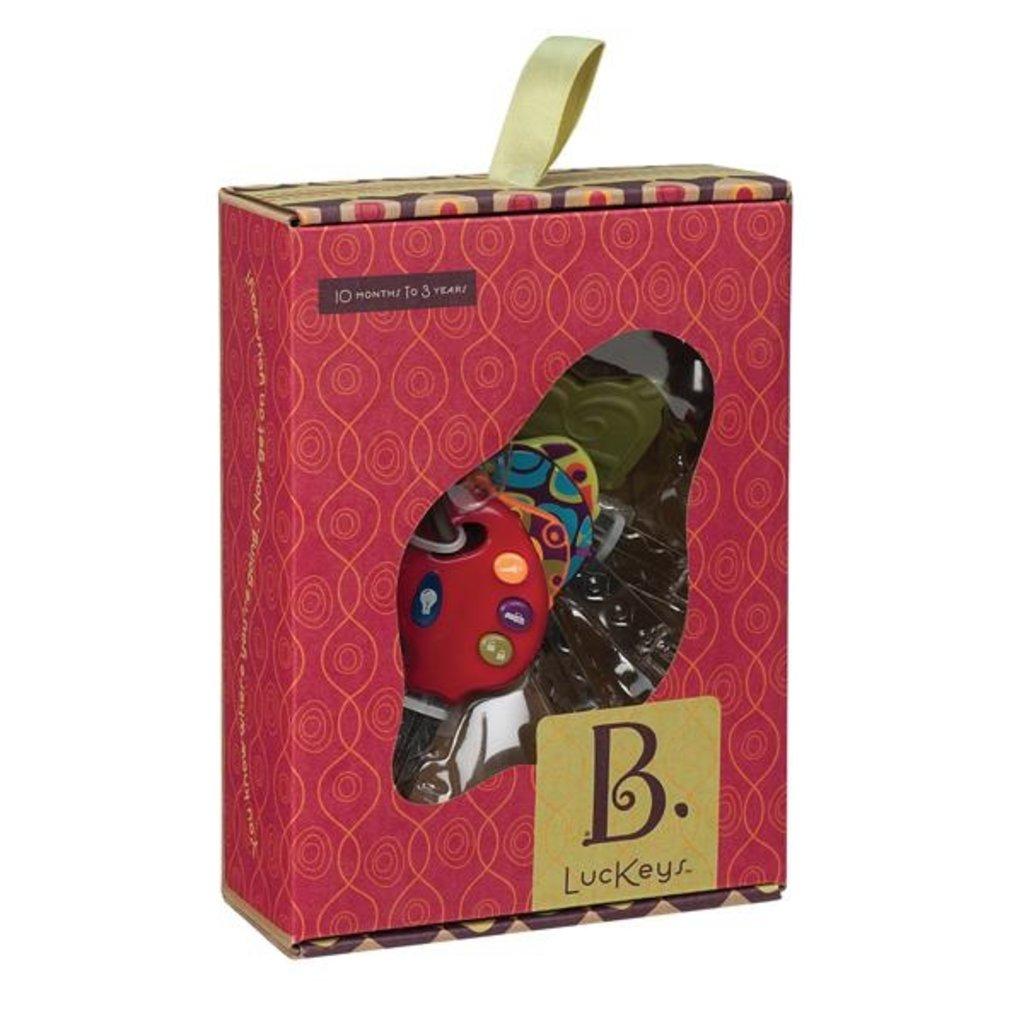 Battat Toys B. lively - Clef Luckeys