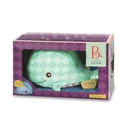 Battat Toys B.baby- baleine veilleuse