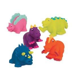 Battat Toys Amis de bain dinosaures
