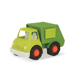 Battat Toys Wonder Wheels- camion de vidange