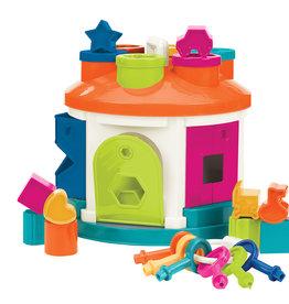 Battat Toys Maison trieuse de formes