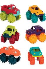 Battat Toys 6 minis camions monstres
