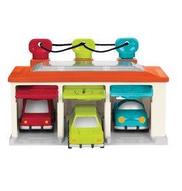 Battat Toys Garage à clés