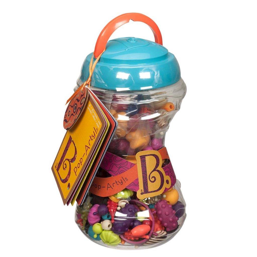 Battat Toys B-creative- Beauty pop party 300pcs