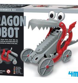 4M Robot dragon