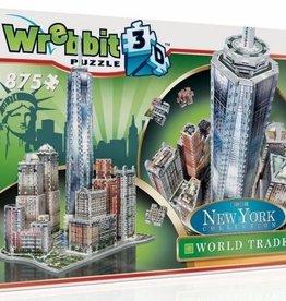 Wrebbit Casse-tête 3D World Trade Center 875 pcs