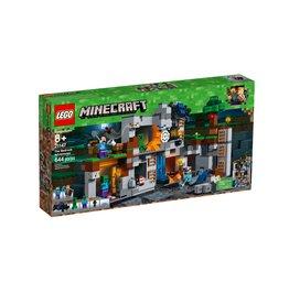 Lego 21147 - Les aventures souterraines