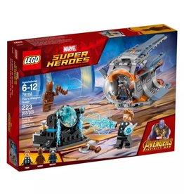 Lego Marvel Super Heroes 76102 - La quête de l'arme de Thor