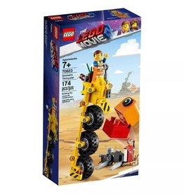 Lego Movie 70823 - Le tricycle d'Emmet