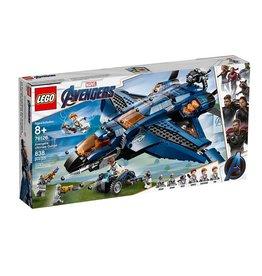 Lego Marvel Super Heroes 76126 - Le Quinjet des Avengers