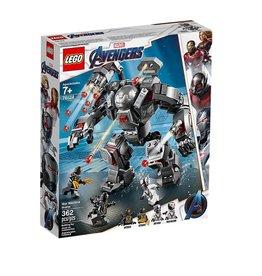 Lego Marvel Super Heroes 76124 - L'armure de War Machine