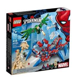 Lego Spider-man 76114 - Le véhicule araignée de Spider-man