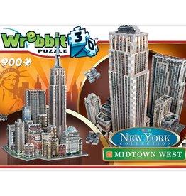 Wrebbit Casse-tête 3D Midtown West 900 pcs