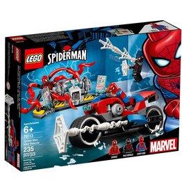 Lego Spider-man 76113 - Le sauvetage en moto de Spider-man