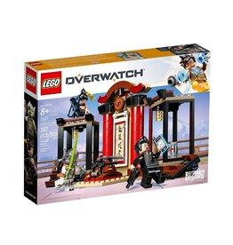 Lego Overwatch 75971 - Hanzo contre Genji