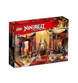 Lego 70651 - La confrontation dans la salle du trône